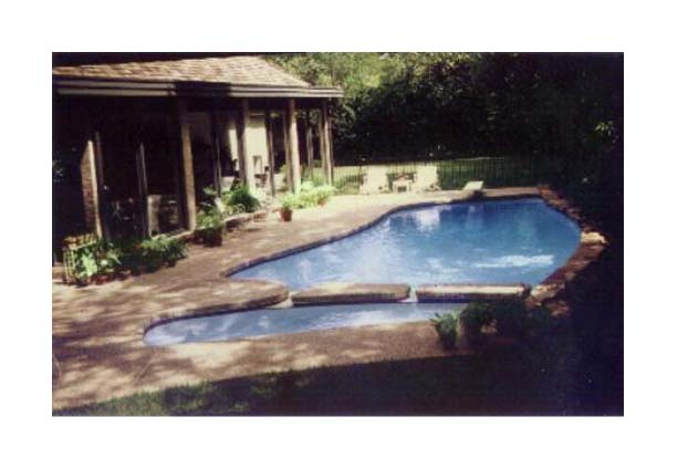 Fountainhead Natural Lagoon And Free Form Pools Pictures