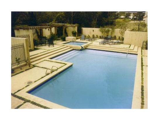 Swimming Pool Finish Line : Fountainhead formal and geometric pools rectangular